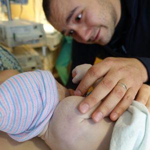 melissa lirtsman birth